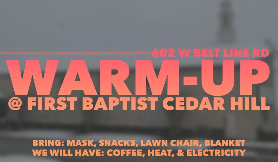 First Baptist Cedar Hill