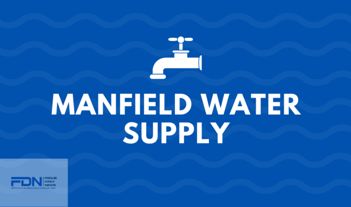 Mansfield water