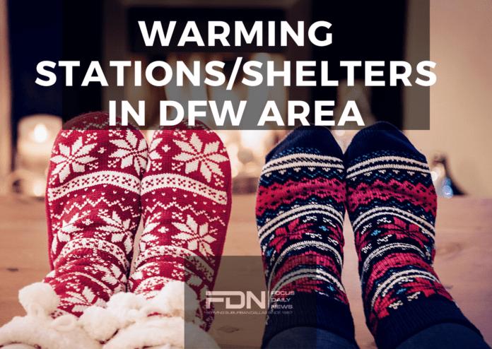 Warming Station Shelter