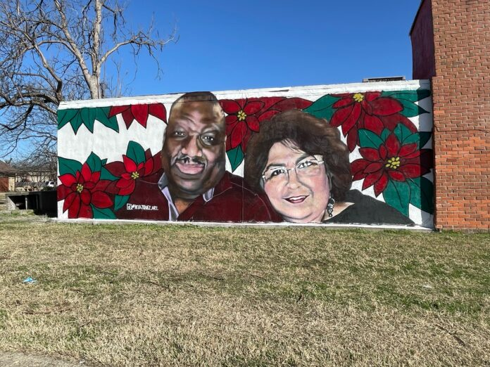 Grand Prairie Mural