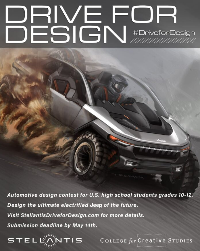 drive for design