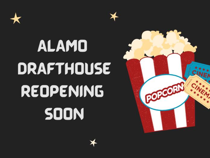 Alamo Drafthouse poster