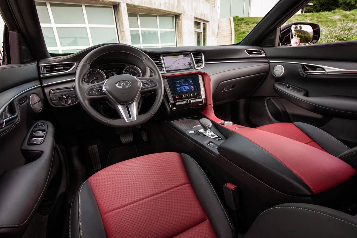 022 QX55 AWD