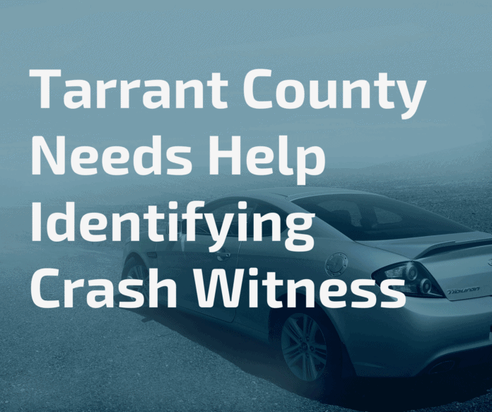 Tarrant County flyer