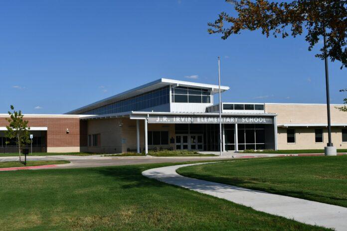 JR Irvin Elementary school
