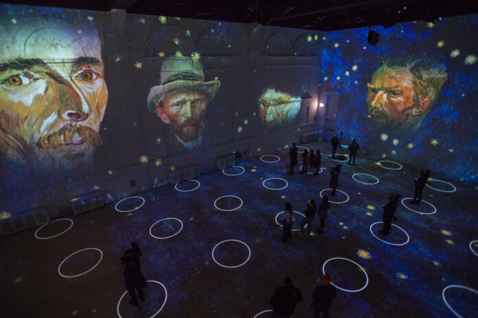 Immersive Van Gogh Exhibition