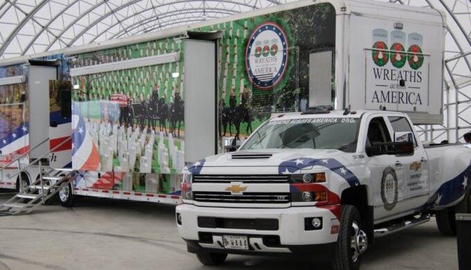 Wreaths across America stops in Irving