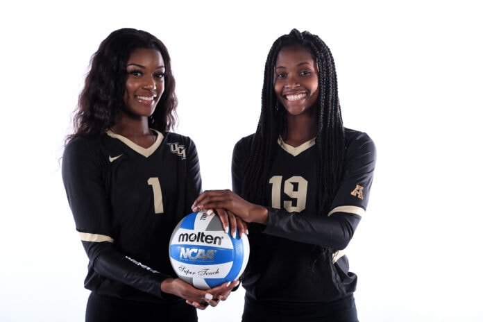 Morghan (left) and Makenzie Chambers