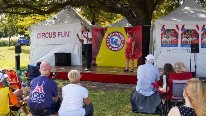Circo Metropolis opens at Samuell Grand