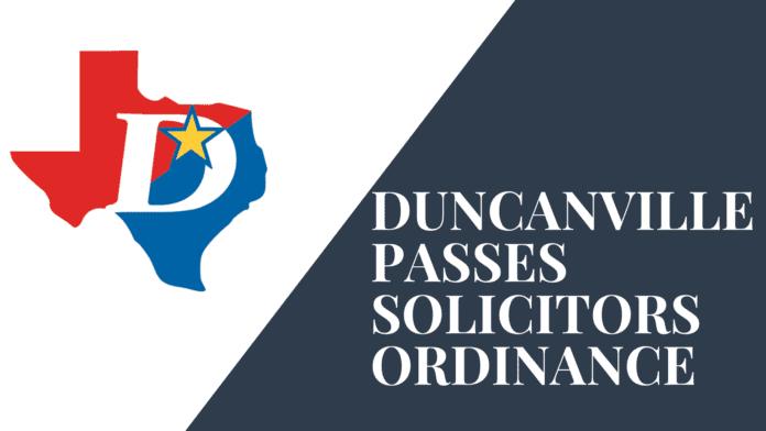 Duncanville solicitors ordiancne