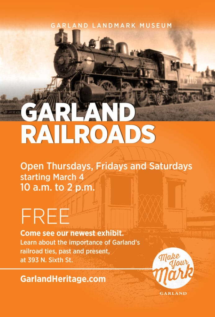 Rediscovering Garland Texas