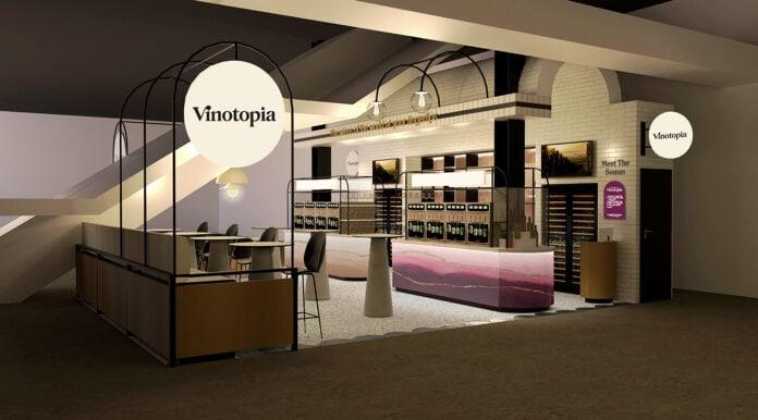 Vinotopia rendering