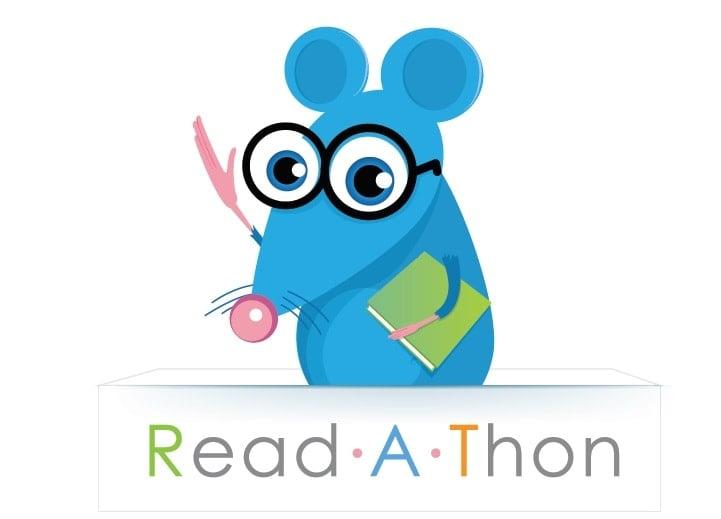 Read A Thon logo