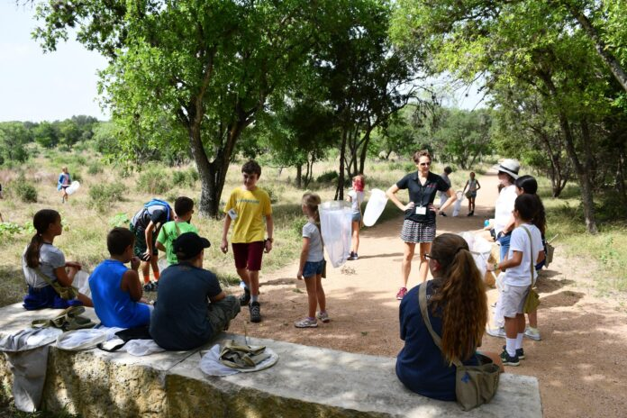4H camps in Texas