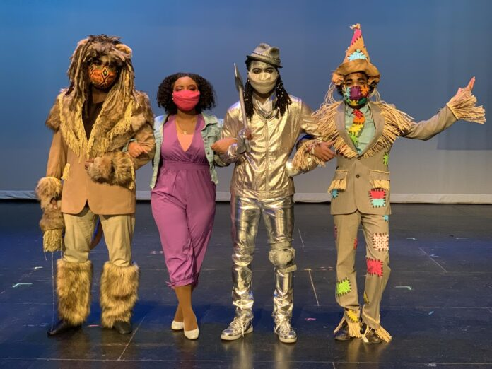 The Wiz Cedar Hill Theatre