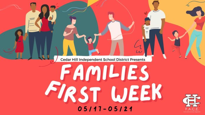 Families First week