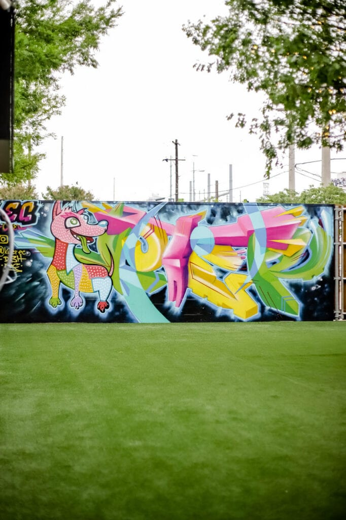 Art Park opens in Trinity Groves