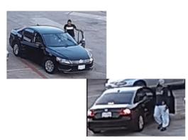 black sedans Lancaster shooting
