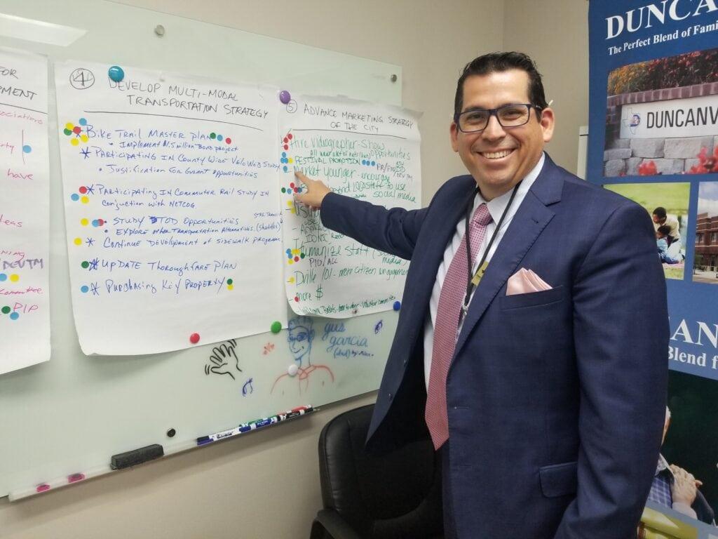 Meet Agustin Garcia, Duncanville's New Economic Developer
