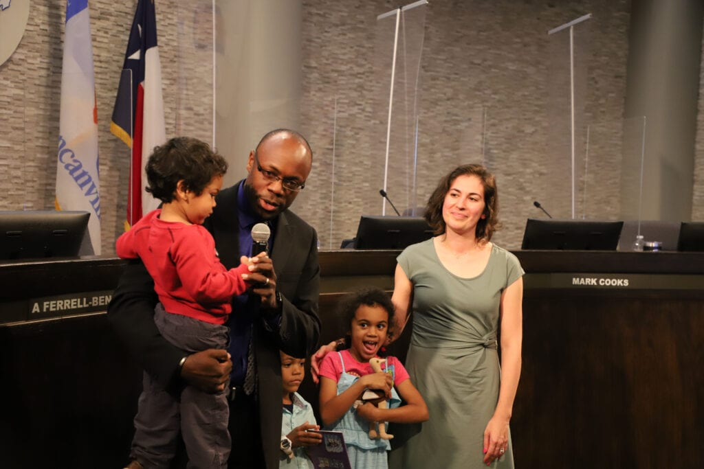 Gregory Contreras Elected to Duncanville City Council Place 5