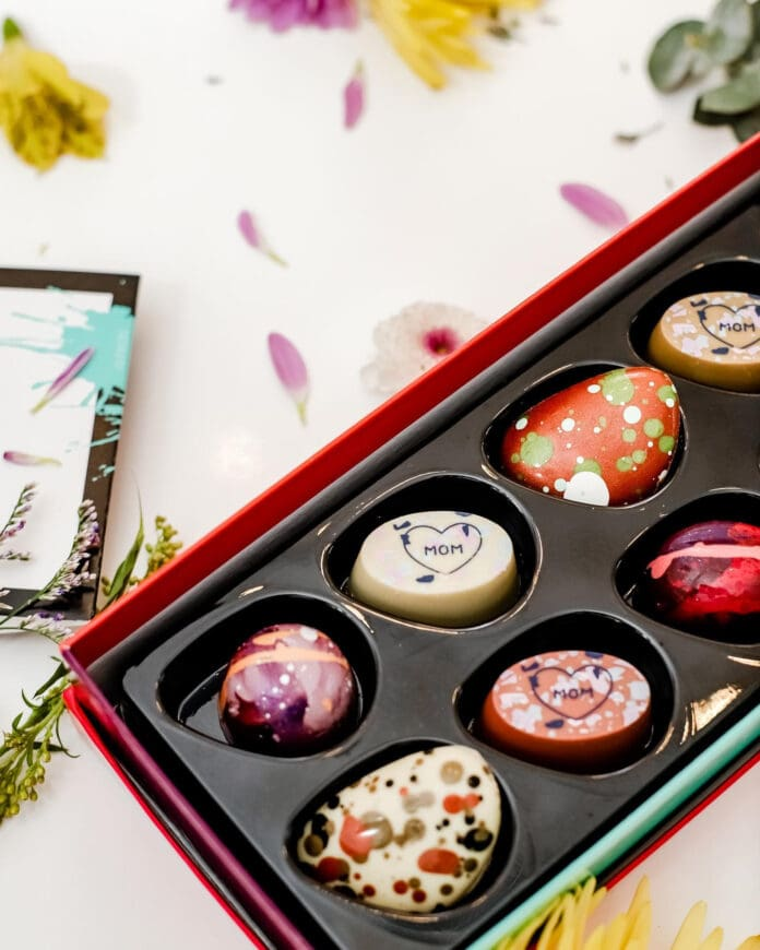 Kate Weiser Chocolates offers Mother's Day treats