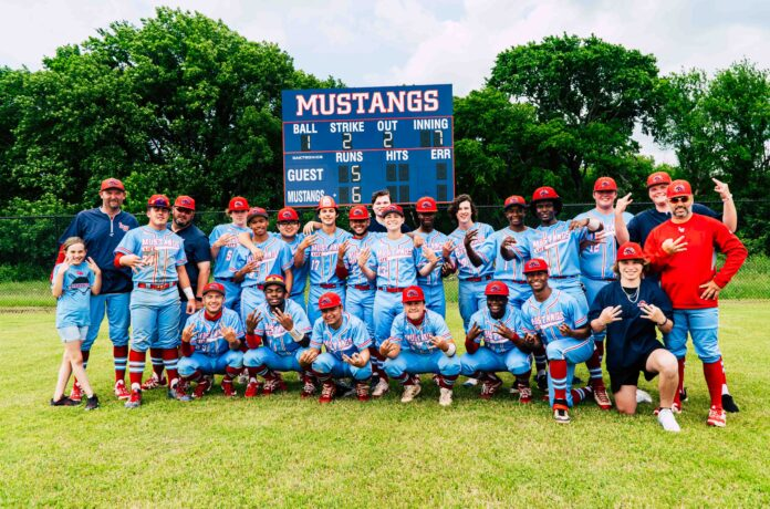 Life High School baseball team