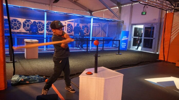 Take the Nerf Challenge at Fair Park
