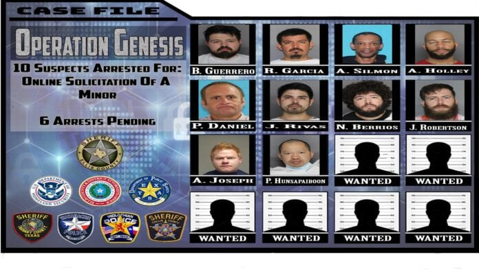 Operation Genesis poster