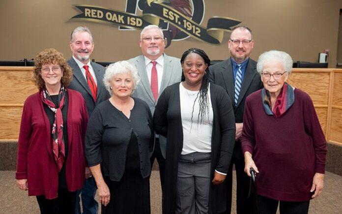 Red Oak ISD School Board