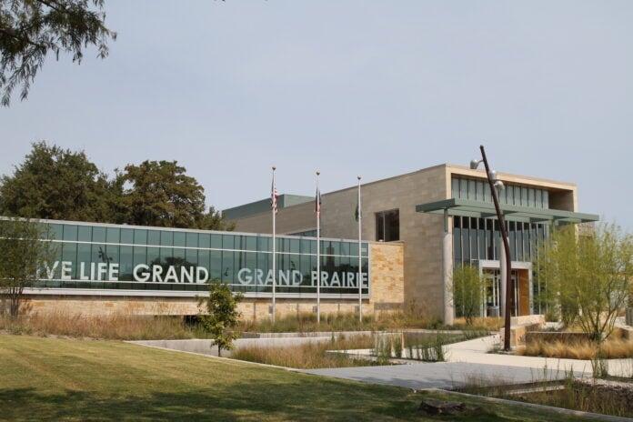 Grand Prairie City Hall