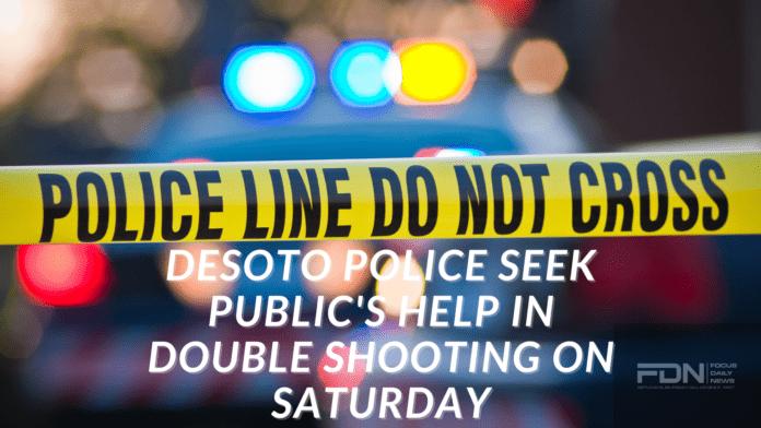 DeSoto Police poster