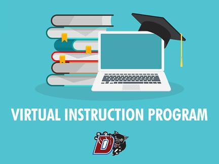 Virtual Instruction Program poster