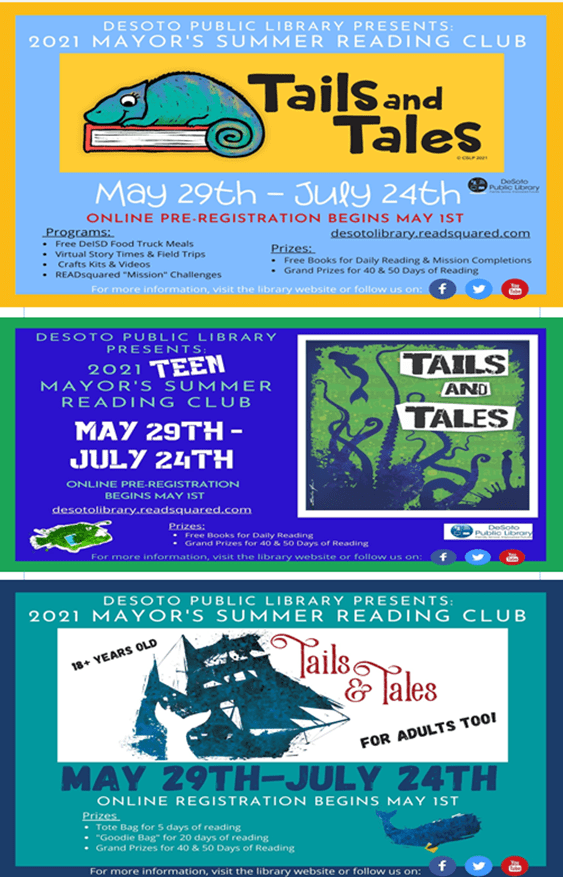 Tails and Tales poster