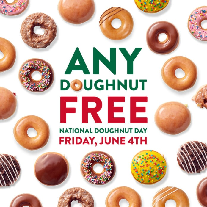 any donut free poster