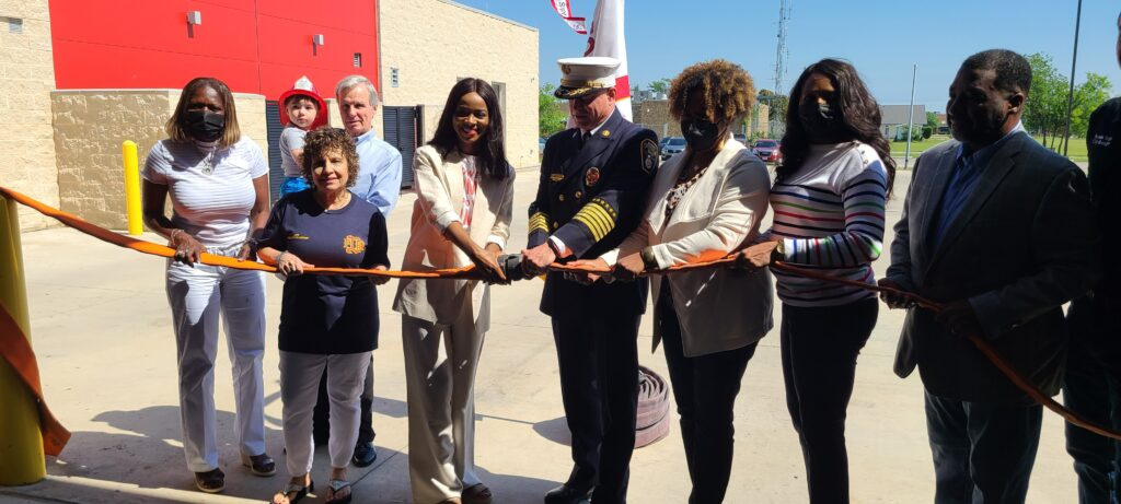 DeSoto Mayor and Fire Chief