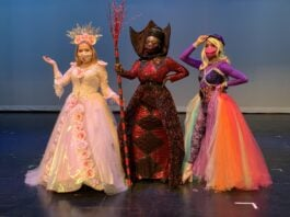 characters from The Wiz