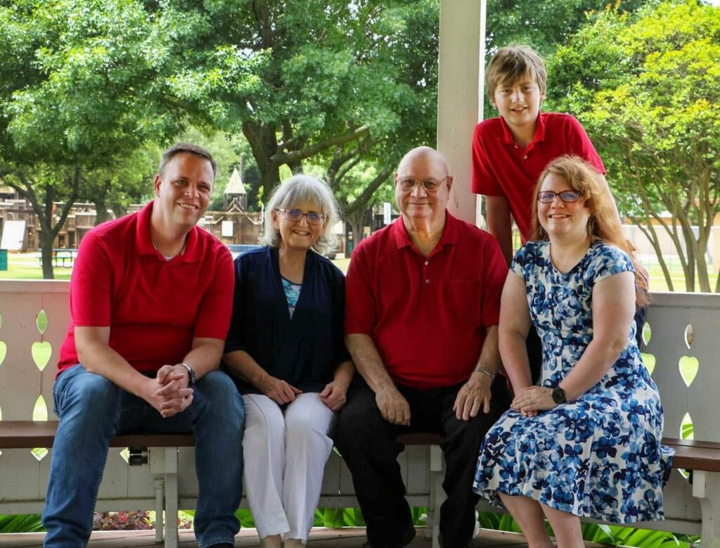 Two Grand Marshals lead Duncanville Lions July 4 parade