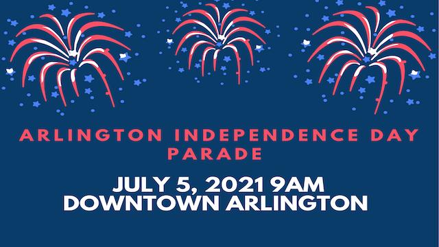 Arlington Independence Day Parade