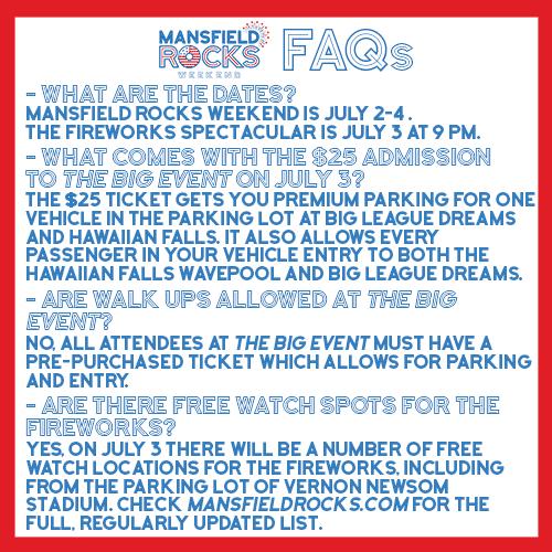 Mansfield Rocks FAQ