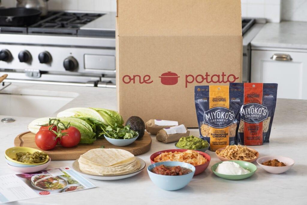 One potato now offering vegan meals