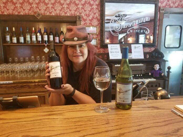Saviana Winery now open in Cedar Hill