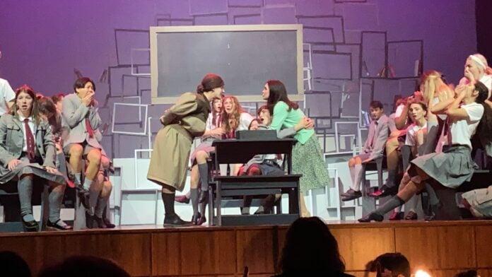 Waxahachie HS Wins Best Musicals for Matilda at DSM HSMTA