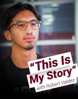 Robert Valdez headshot