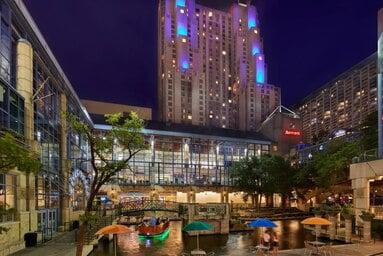 San Antonio Marriott exterior