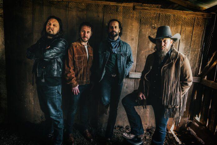 Steel Woods band members