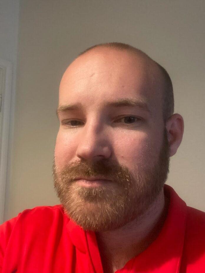 Jeff Keating headshot