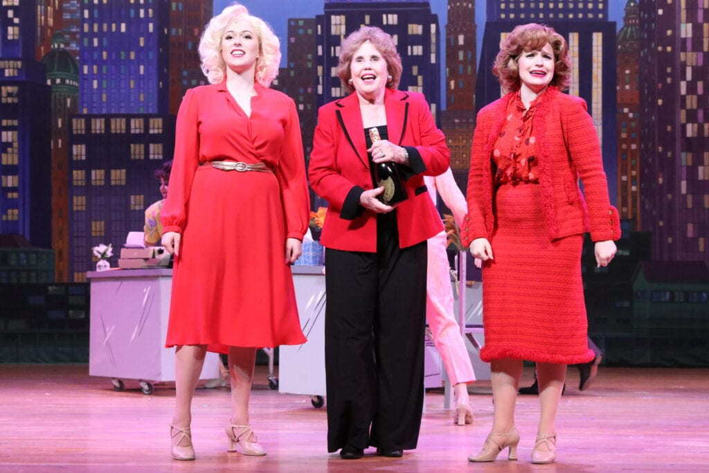 9 to 5 the Musical opens at GSM
