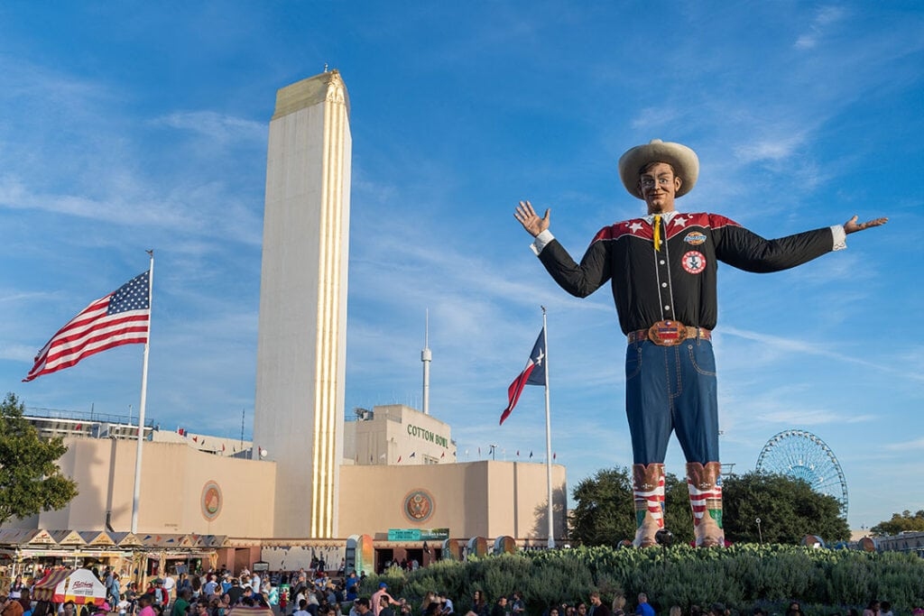 Ditch that diet-Big Tex Choice Awards heading our way