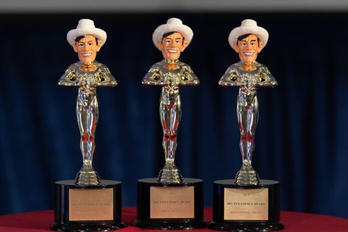 Ditch that diet-Big Tex Choice Awards