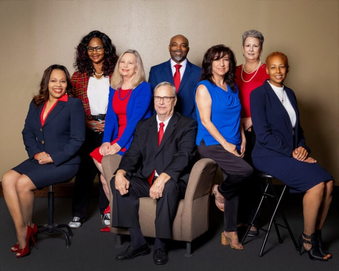 Duncanville ISD board nominated for TASA honor